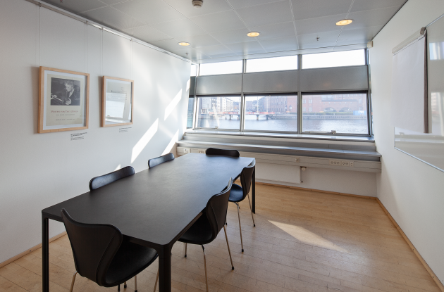 Meeting room Jensen interior