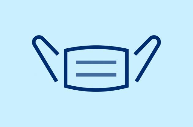 Mundbind ikon